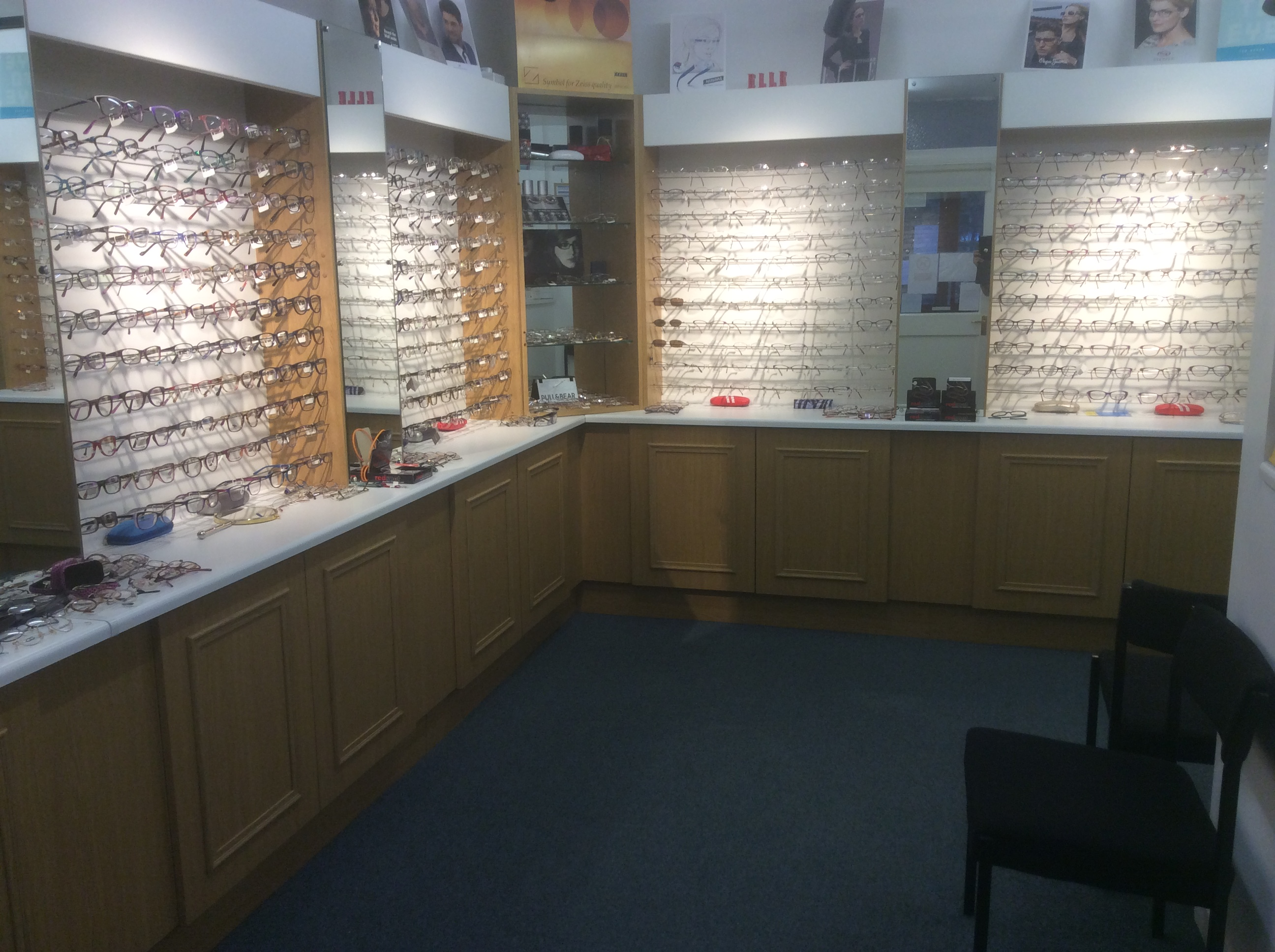 South Coast Opticians Front Room